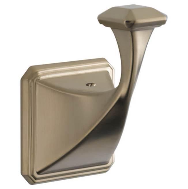 Brizo 693530 Bn At Rampart Supply Robe Hooks Bathroom