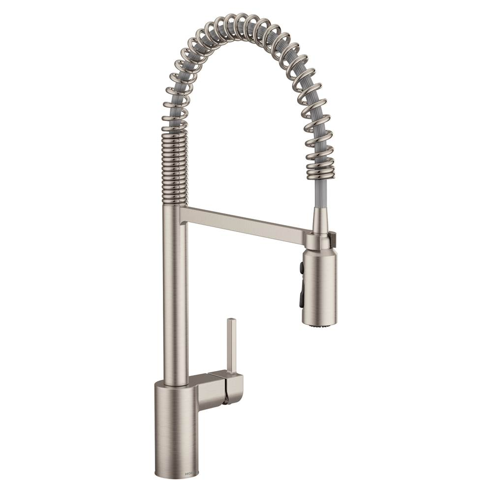 Moen 5923srs At Rampart Supply Retractable Faucets Kitchen